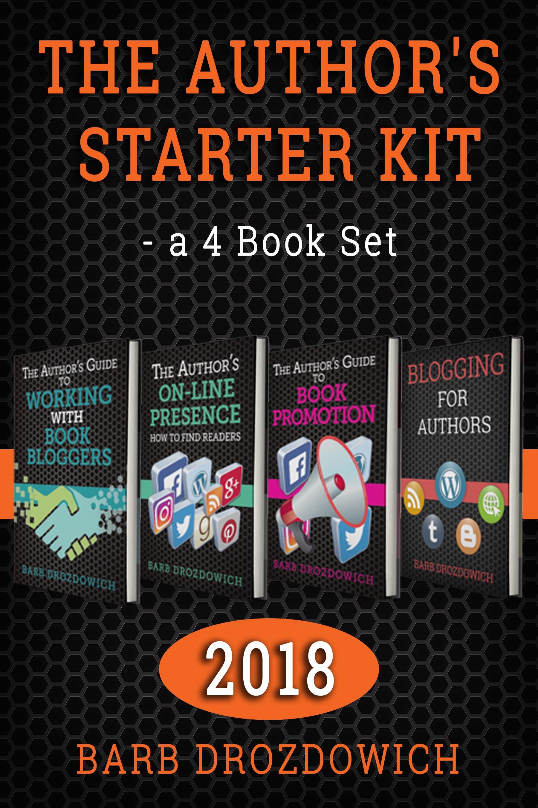 2018 Author Starter Kit