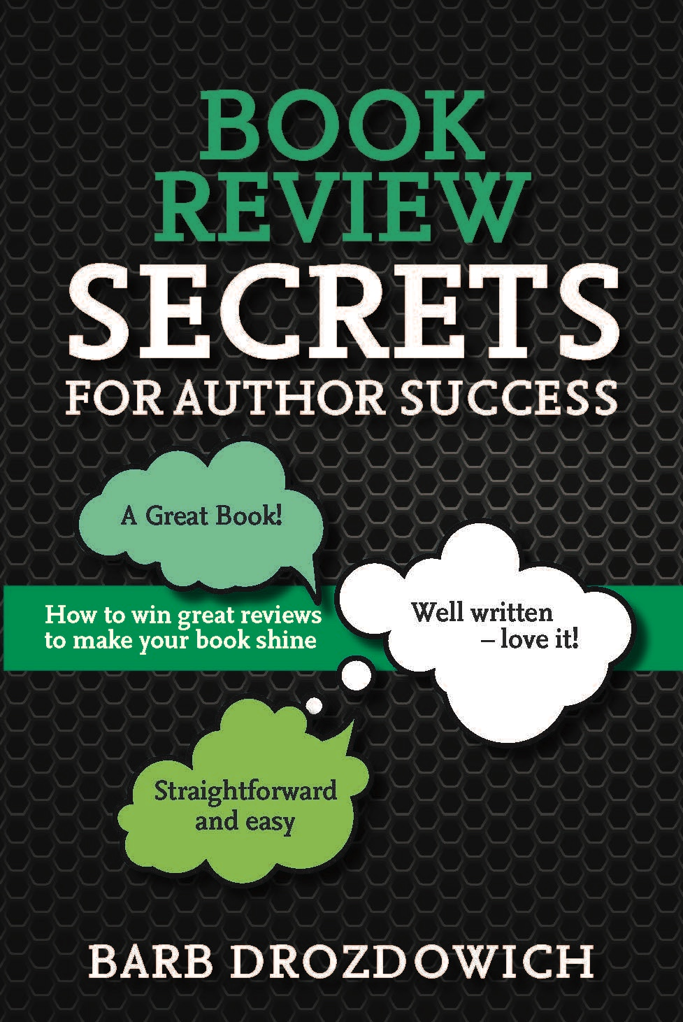 Book-Review-Secrets-for-Author-Success-Kindle