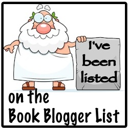 I've been listed on the Book Blogger List