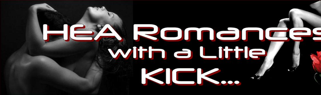 HEA Romances With A Little Kick