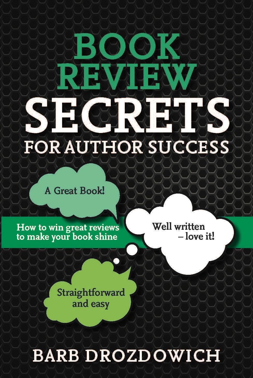 Book-Review-Secrets-for-Author-Success-Kindle
