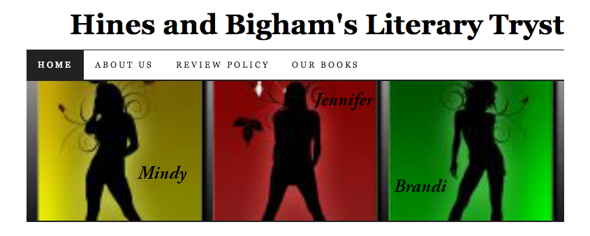 Hines and Bigham's Literary Tryst