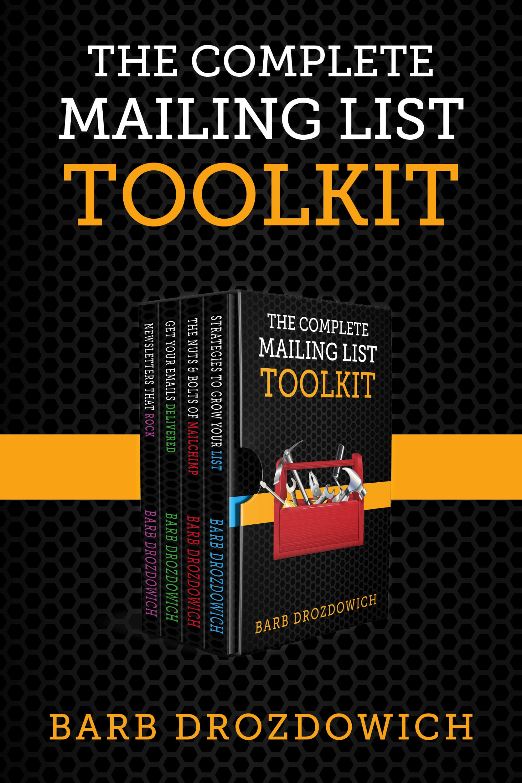 The-Complete-Mailing-List-Toolkit-Kindle