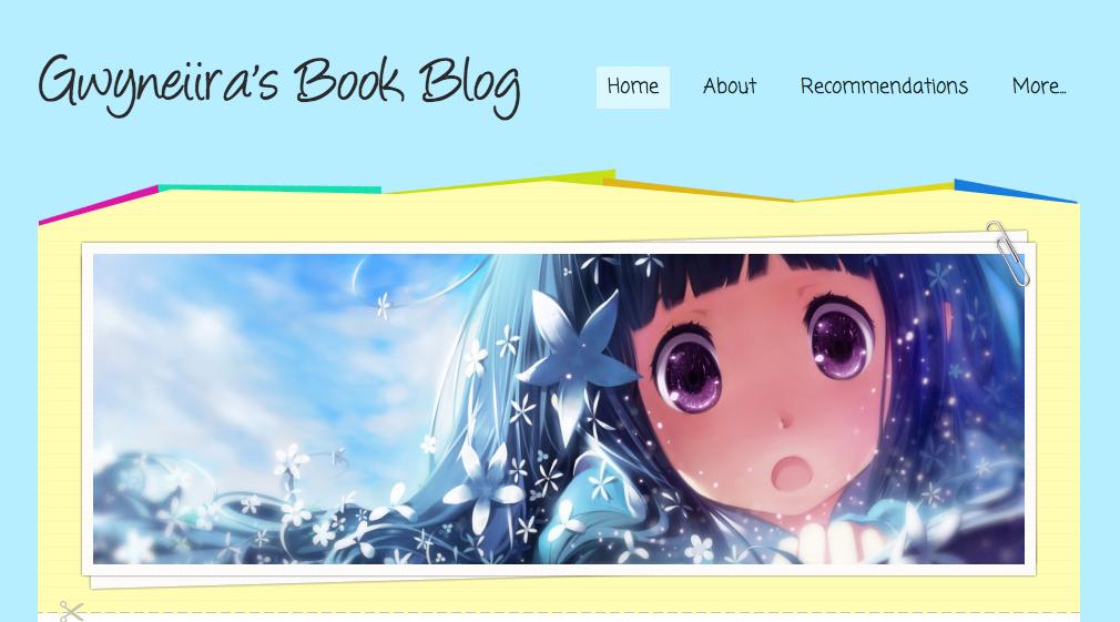 Gwyneiira's Book Blog