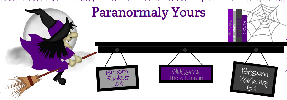 Paranormaly Yours