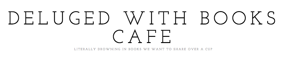 Deluged with Books Cafe
