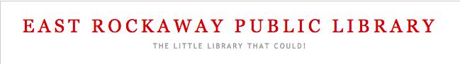 East Rockaway Library Blog
