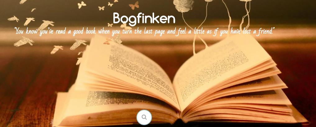 Bogfinkens Bogblog