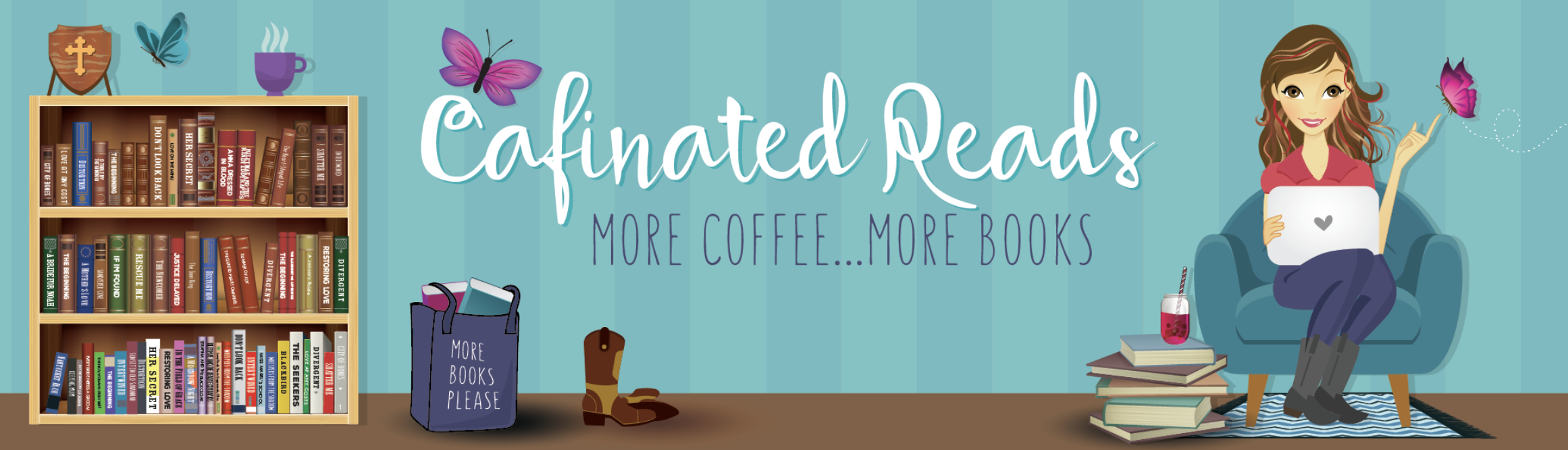 Cafinated Reads