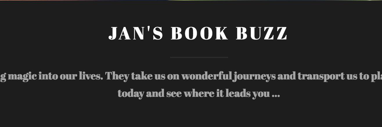 Jan's Book Buzz