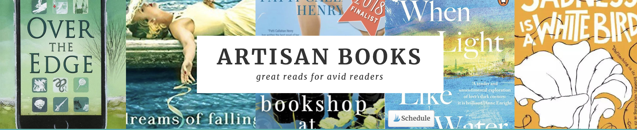 Artisan Book Reviews & Promotion