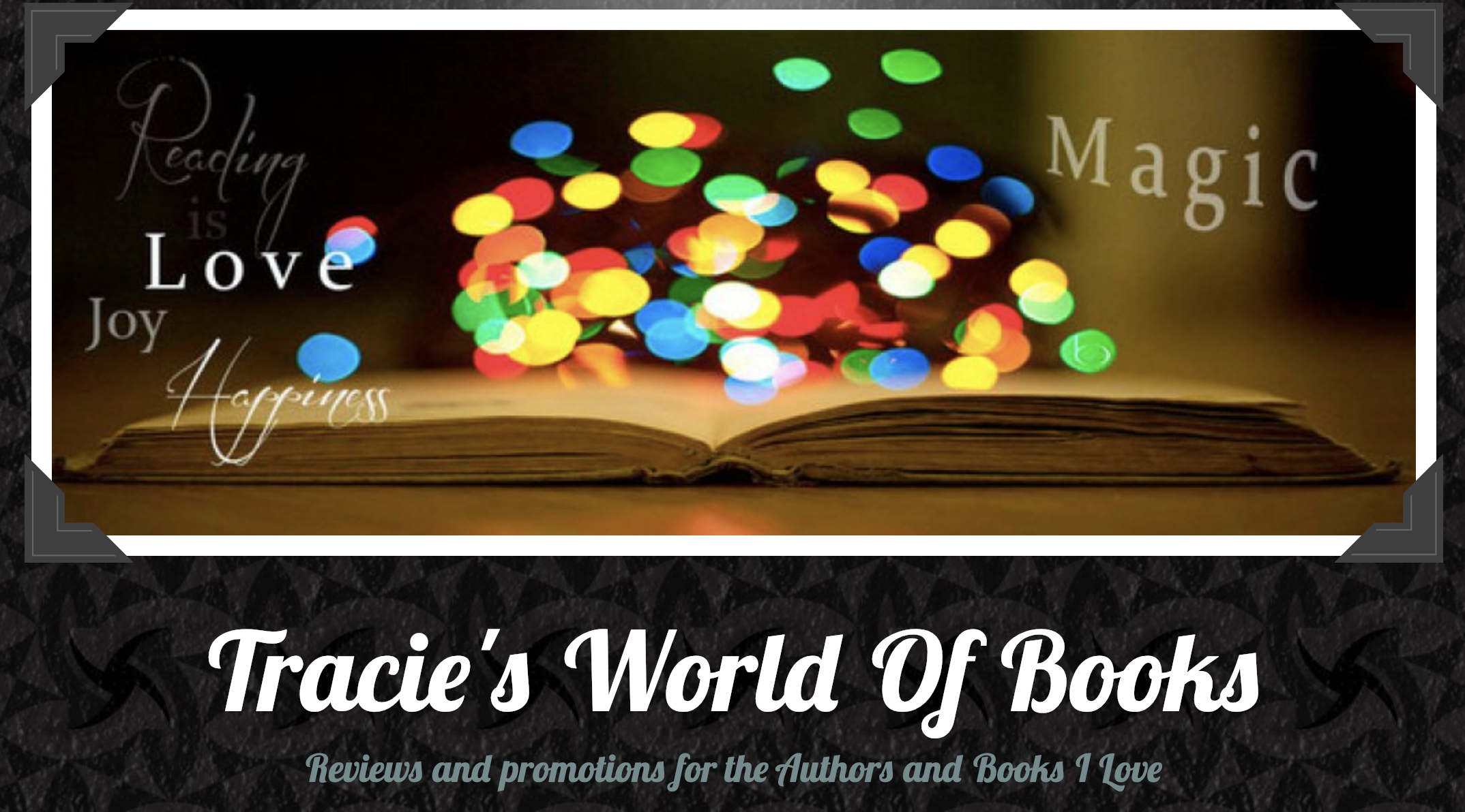 Tracie's World of Books