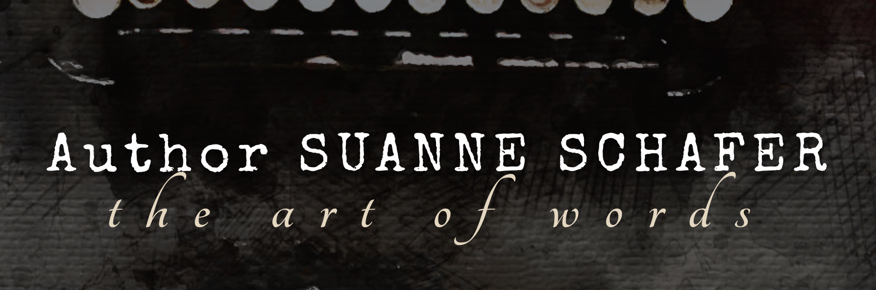 Suanne Schafer Author