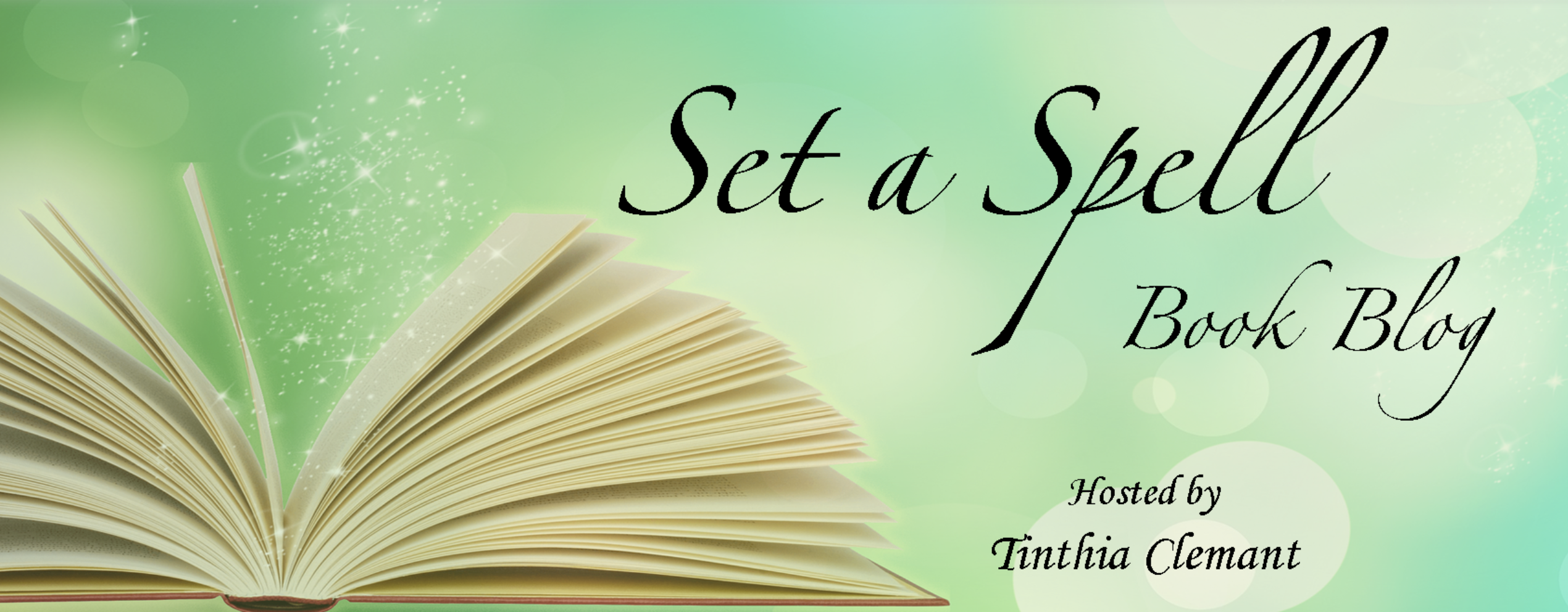 Set a Spell Book Blog