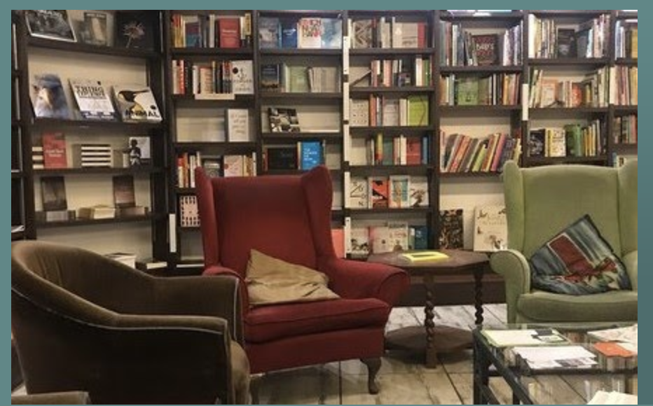The Senior Book Lounge