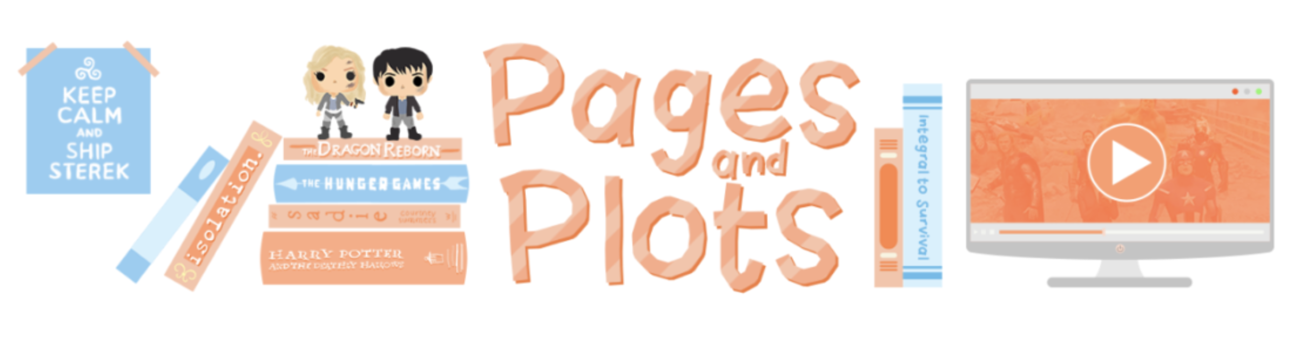 Pages & plots