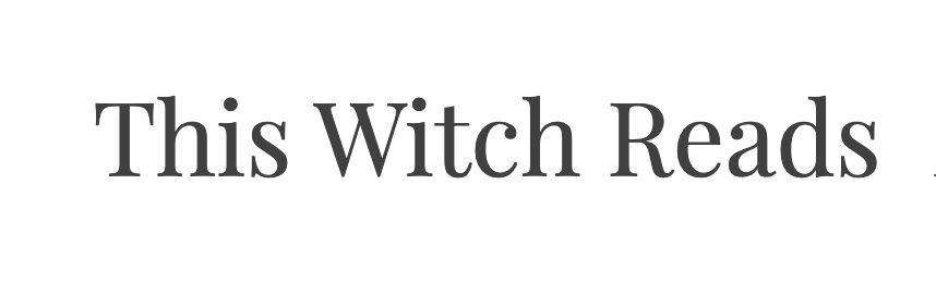 This Witch Reads