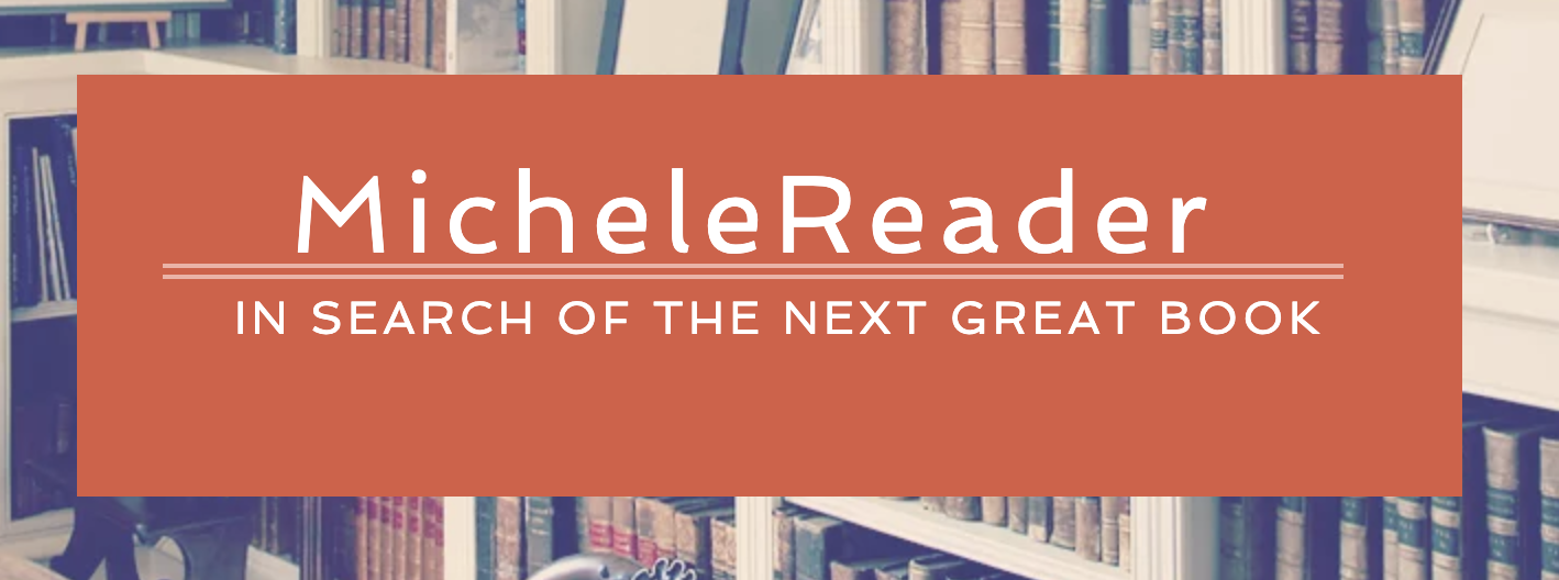 MicheleReader – In Search of the Next Great Book