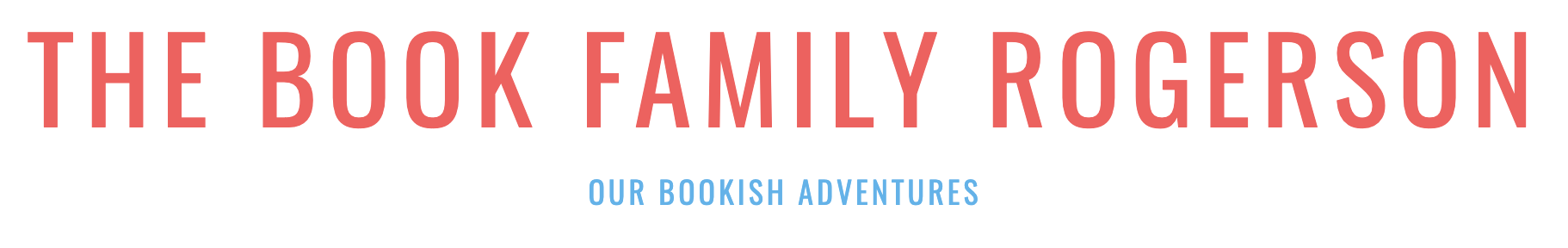 The Book Family Rogerson